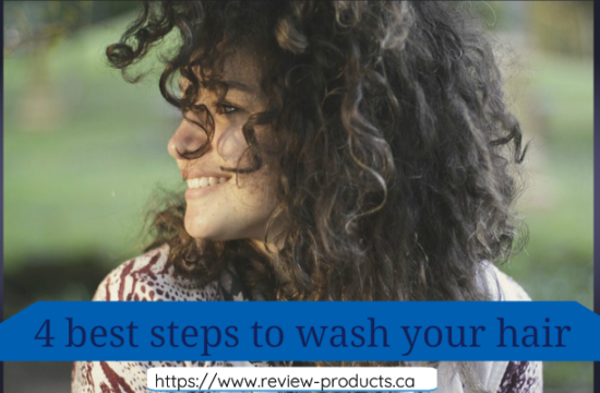 4 best steps to wash your hair and have that bright look