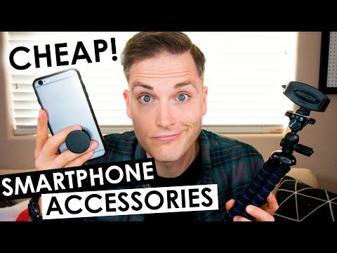 3 Cool Cheap Smartphone Accessories Gadgets and Budget You Must Have 2