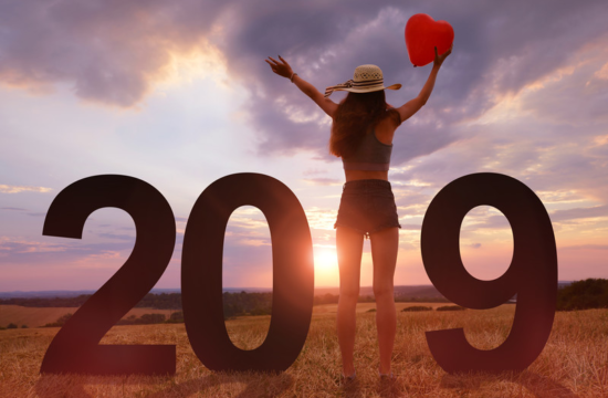 2019: It's Time To Pick Up The Pieces And Dream New Dreams 1