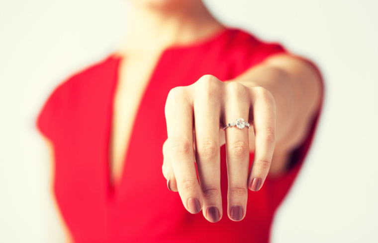 A Painful Reminder of The Past: Who Gets The Engagement Ring After Divorce? 1