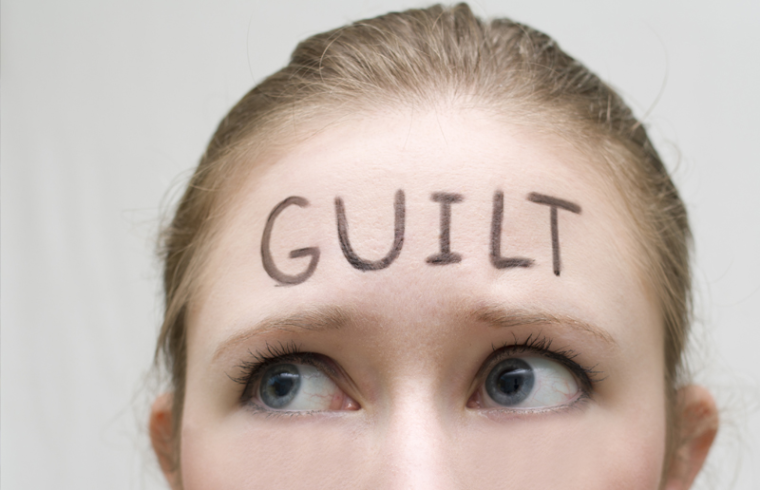 5 Ways to Reduce Mom Guilt During A Divorce 1