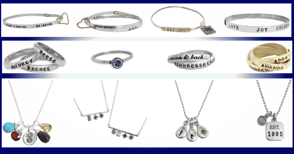 Nelle and lizzy personalized jewelry for fashion and styles in 2019