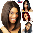 "13.5"" Short Bob Fashion Cosplay Costume Party Hair Anime Wigs Full Hair Wig"