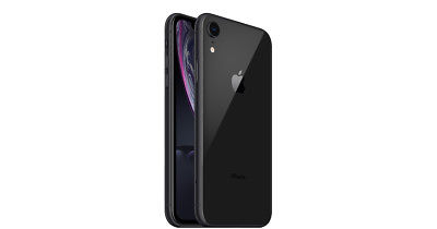 Apple iPhone XR A1984 64GB Factory Unlocked-Black-Excellent