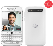 BlackBerry Classic Q20 Factory Unlocked SQC100-1 White 4G LTE 16GB GSM Phone