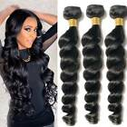 Brazilian Body Wave 1/3 Bundles Unprocessed 8A Peruvian Virgin Human Hair