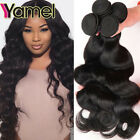 Brazilian Virgin Hair 4 Bundles Body Wave THICK 400g Remy Human Hair Weave Wefts