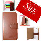 CLEARANCE SALE Wallet Card Slot PU Leather Stand Case Cover For cell Phone