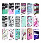 For Apple iPhone 6 6S Plus Hybrid Armor Rubber Gummy Shockproof Phone Case Cover
