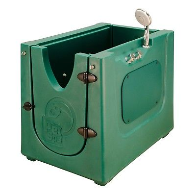 Home Pet Spa Mobile Pet Dog Washing & Grooming Bath Enclosure in/outdoor GREEN