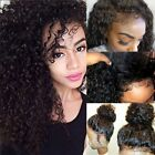 Malaysian Remy Human Hair Full Lace Wig Natural Hair Black With Baby Hair Wigs Y