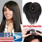 Mono Silk Base Virgin Human Hair Topper Hair Piece Wigs for Women Free Part P140