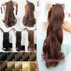human hair extensions clip on 1