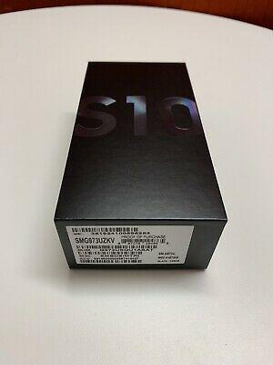 Samsung Galaxy S10 SM-G973U - 128GB - Prism Black (Verizon) (Single SIM)