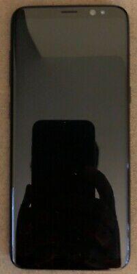 Samsung Galaxy S8 - 64GB - Black Unlocked (CDMA + GSM)