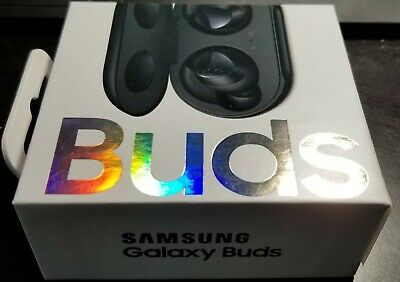 Samsung Galaxy Wireless Buds (2019) Black - New in Box and Sealed