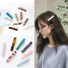 Women Girls Vintage Leopard Hairpin Hair Clip Hairband Comb Bobby Pin Barrette