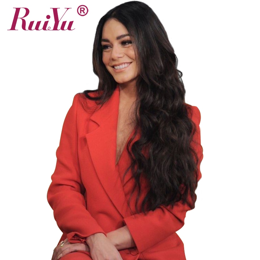 360 Lace Frontal Wig Pre Plucked With Baby Hair RUIYU Brazilian Wigs For Black Women Lace Front Human Hair Wigs Body Wave Remy
