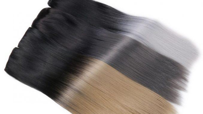 Black Hair Extensions 5