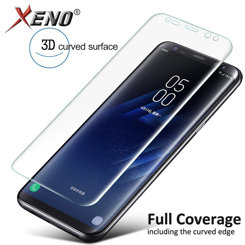 Screen Protector For Samsung Galaxy S9 S8 Plus S7 Edge S10 8 9 Screen Protector Samsung S9 S8 plus note 9 8 S10 Soft Full Cove
