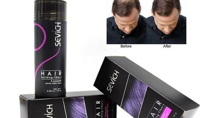 Black Hair Fibers 1