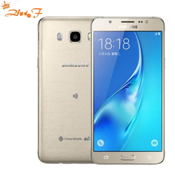 "j5108 Samsung Galaxy J5 (2016) Phone 2GB 16GB ROM 5.2"" inch Screen Quad Core Snapdragon FDD 4G LTE Smartphone"