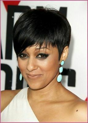 Wigs for Black Women Pixie Cut Short Brazilian Human Hair Wig Natural US STOCK