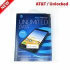 "Alcatel Tetra 16GB AT&T Unlocked 5041C 5"" Android 8.1 Oreo Phone Stealth Black"