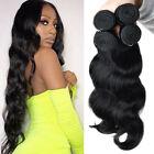 Brazilian Virgin Body Wave 4 Bundles 24 26 28 30 Inch Body Wave Long Human Hair