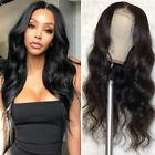 Fashion Body Wave Brazilian Virgin Human Hair Wig Lace Front Wigs Baby Hair z285