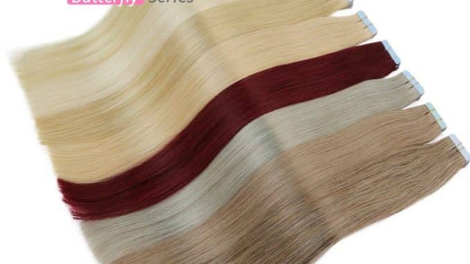 human hair extension 5