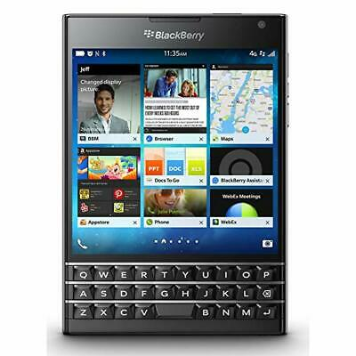 BlackBerry Passport 32GB (Unlocked) FRB + Free 3 Months Service Plan