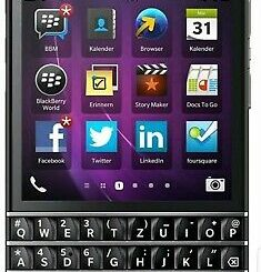 Blackberry Mobile Phone 4g 4