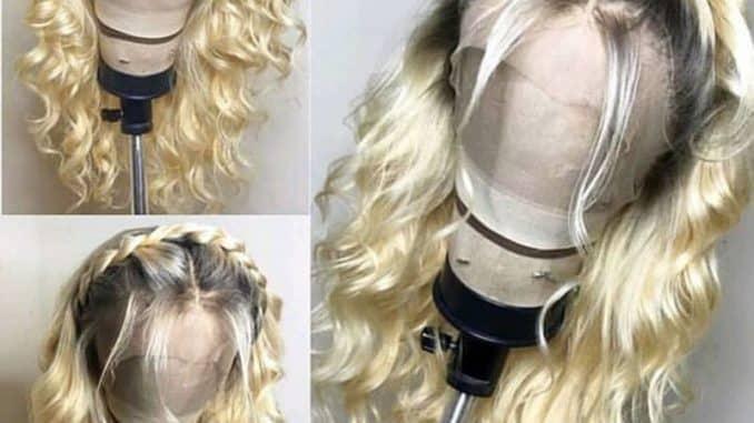 Brazilian Hair Wigs Ombre 7