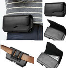 Magnetic Card Wallet Holster Pouch Bag Soft PU Leather Mobile Phone Case Cover