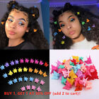 Clamps Women Girls For Kids Baby Butterfly Hair Clips Mini Hairpins Hair Claws-