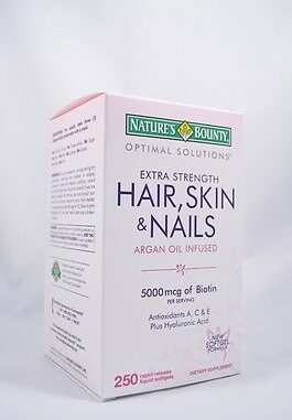 Hair Skin And Nails Vitamins 6