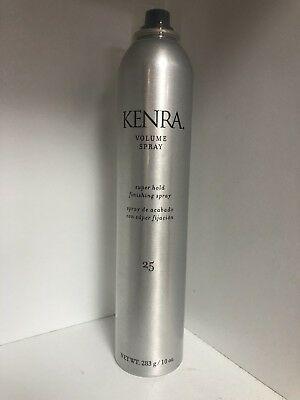 Kenra 25 VOLUME SUPER HOLD FINISHING HAIR SPRAY 10 oz (283g)