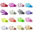 New Fashion Paw Luminous Skeleton Ghost Hand Halloween Hair Clips Hairpin 2 pcs