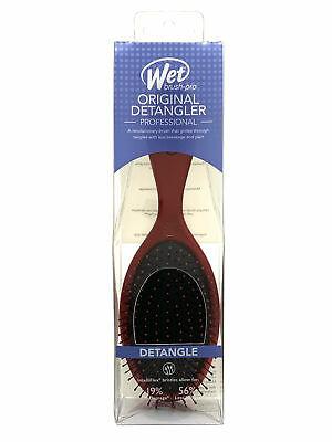 Wet Brush-Pro Original Detangler Hair Brush - Red