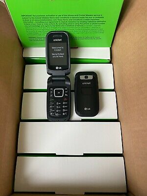 New LG B460 AT&T , T-Mobile , Cricket Flip Phone UNLOCKED.